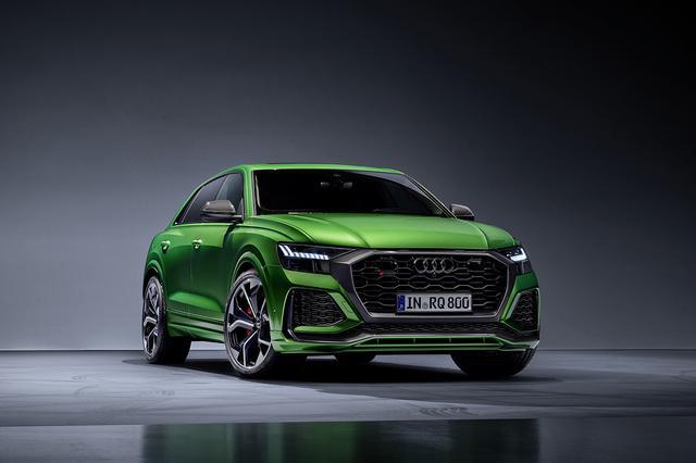 画像1: 「Audi RS Q8」がワールドプレミア