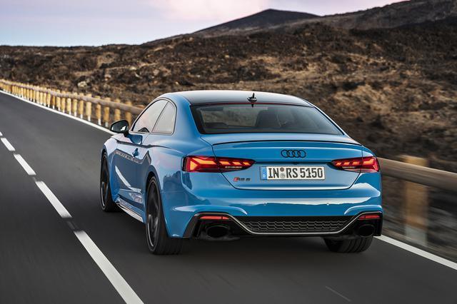 画像3: 「Audi RS 5」がマイナーチェンジ