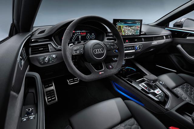 画像2: 「Audi RS 5」がマイナーチェンジ
