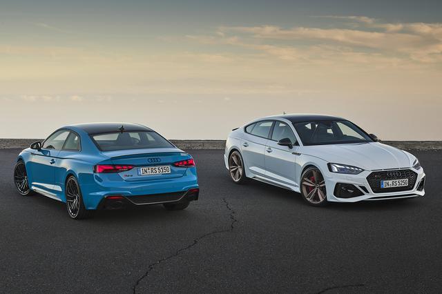 画像1: 「Audi RS 5」がマイナーチェンジ