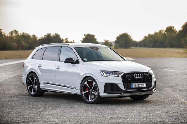 画像1: 「Audi Q7 TFSI e quattro」登場