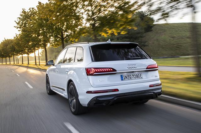 画像4: 「Audi Q7 TFSI e quattro」登場