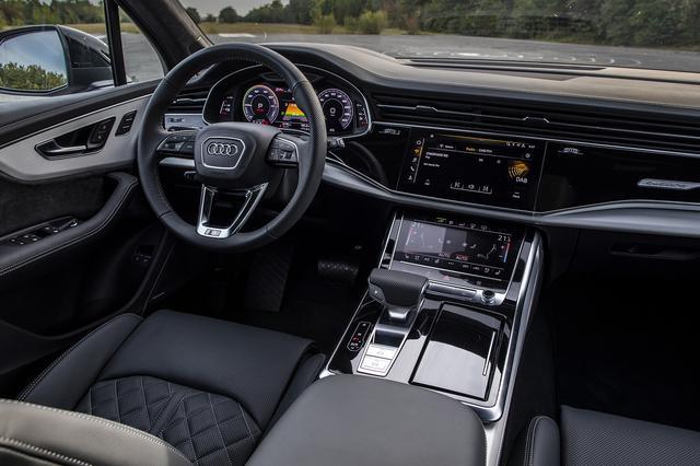 画像2: 「Audi Q7 TFSI e quattro」登場