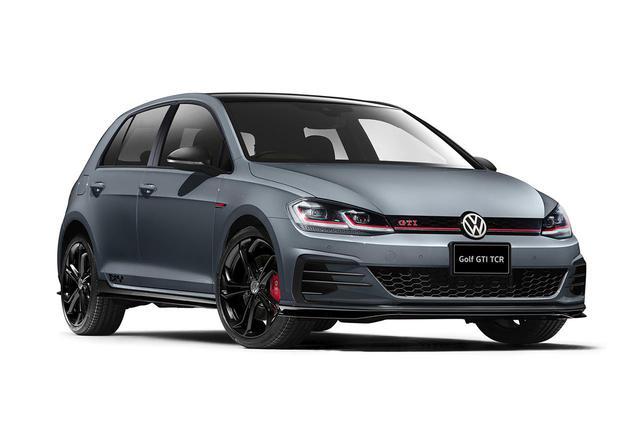 画像: 限定車「ゴルフGTI TCR」の受注を開始 - 8speed.net VW、Audi、Porscheがもっと楽しくなる自動車情報サイト