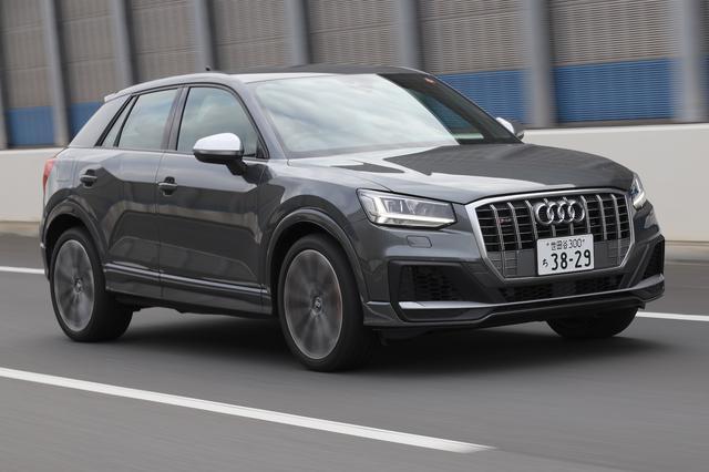 画像3: 【ミニ試乗記】Audi SQ2