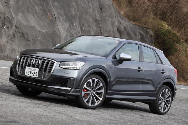 画像1: 【ミニ試乗記】Audi SQ2