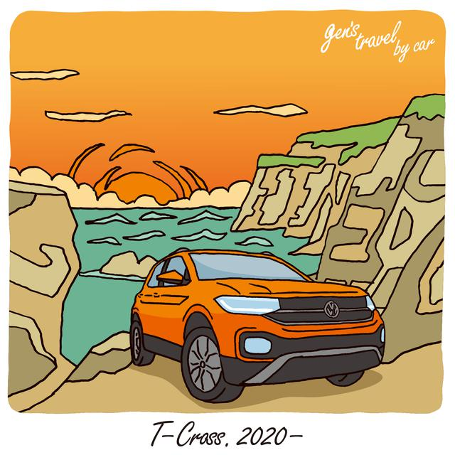 画像: 【gen's travel by car】T-Cross