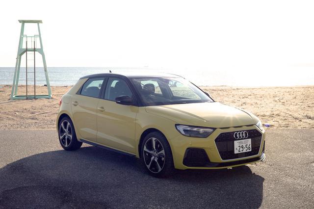 画像1: 【燃費調査】1.5 TFSI CoD搭載Audi A1 Sportbackの燃費は?