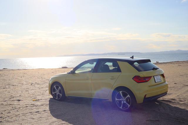 画像3: 【燃費調査】1.5 TFSI CoD搭載Audi A1 Sportbackの燃費は?