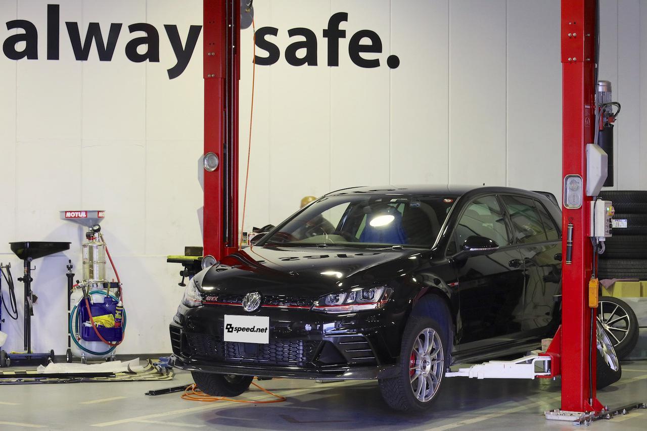 画像: 【GTI Clubsport】この冬もVikingContact 7で - 8speed.net VW、Audi、Porscheがもっと楽しくなる自動車情報サイト