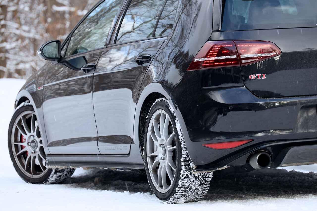 画像3: 【GTI Clubsport】冬のドライブは油断禁物