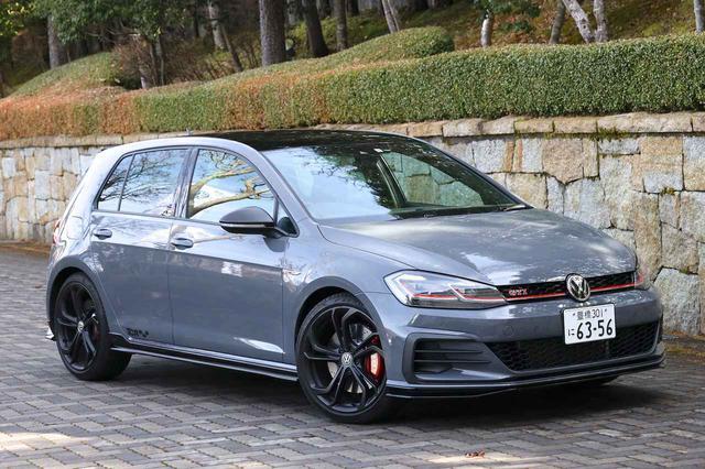 画像: 【ミニ試乗記】ゴルフGTI TCR - 8speed.net VW、Audi、Porscheがもっと楽しくなる自動車情報サイト