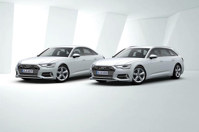 画像1: Audi A6とAudi A7 Sportbackに2Lエンジン搭載モデル追加