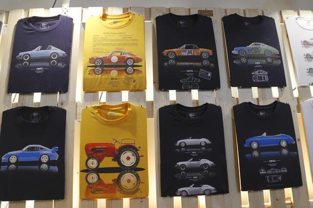 画像: ブランド名は「オリジナルレース」。エンスージアストの泣かせどころを押さえたデザインだ。