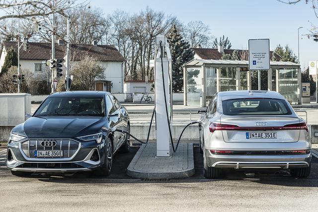 画像: Audiが自社拠点の充電施設に約1億ユーロを投資