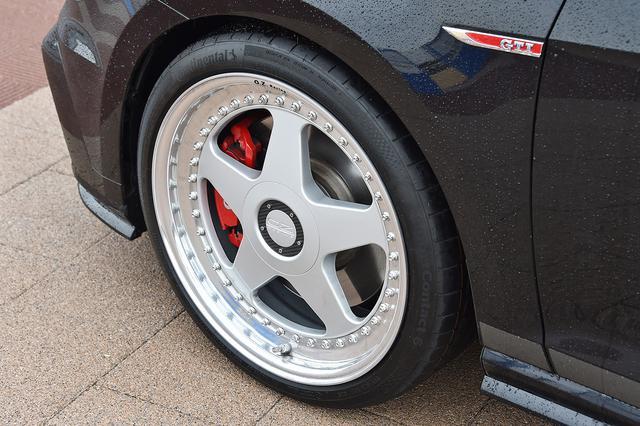 画像2: 【GTI Clubsport】スーパースポーツタイヤ「SportContact 6」を試す