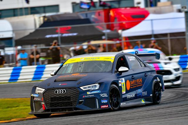 画像4: Audi R8 LMSがデイトナ24時間のGTDクラスで表彰台