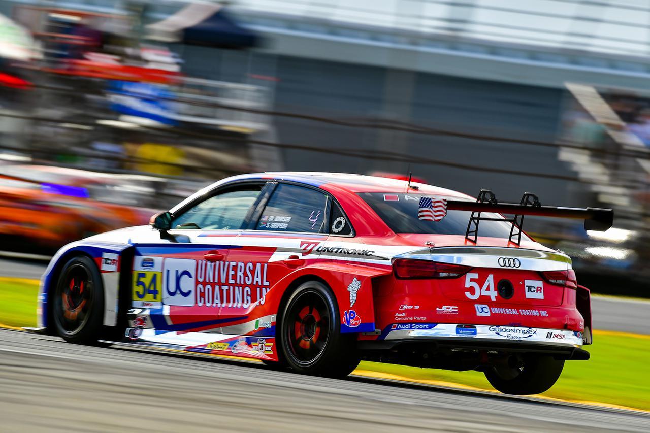 画像6: Audi R8 LMSがデイトナ24時間のGTDクラスで表彰台
