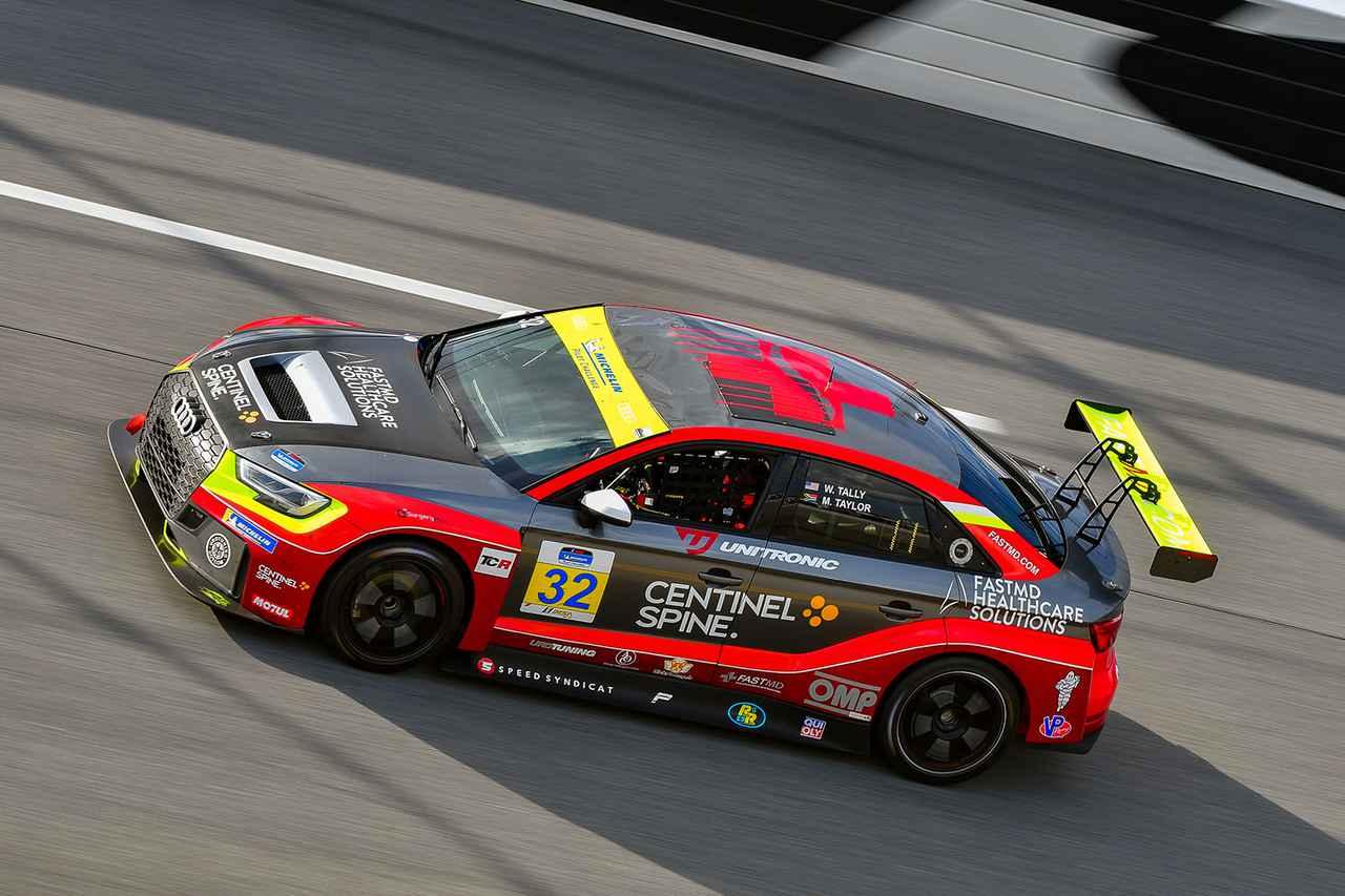画像5: Audi R8 LMSがデイトナ24時間のGTDクラスで表彰台