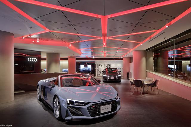 画像2: Audi Cityコンセプトに基づいた「Audi City 紀尾井町」がオープン