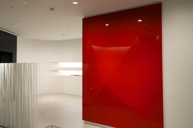画像: 高い技能を持つアウディ ジャパン販売の塗装スタッフが塗ったというパネル