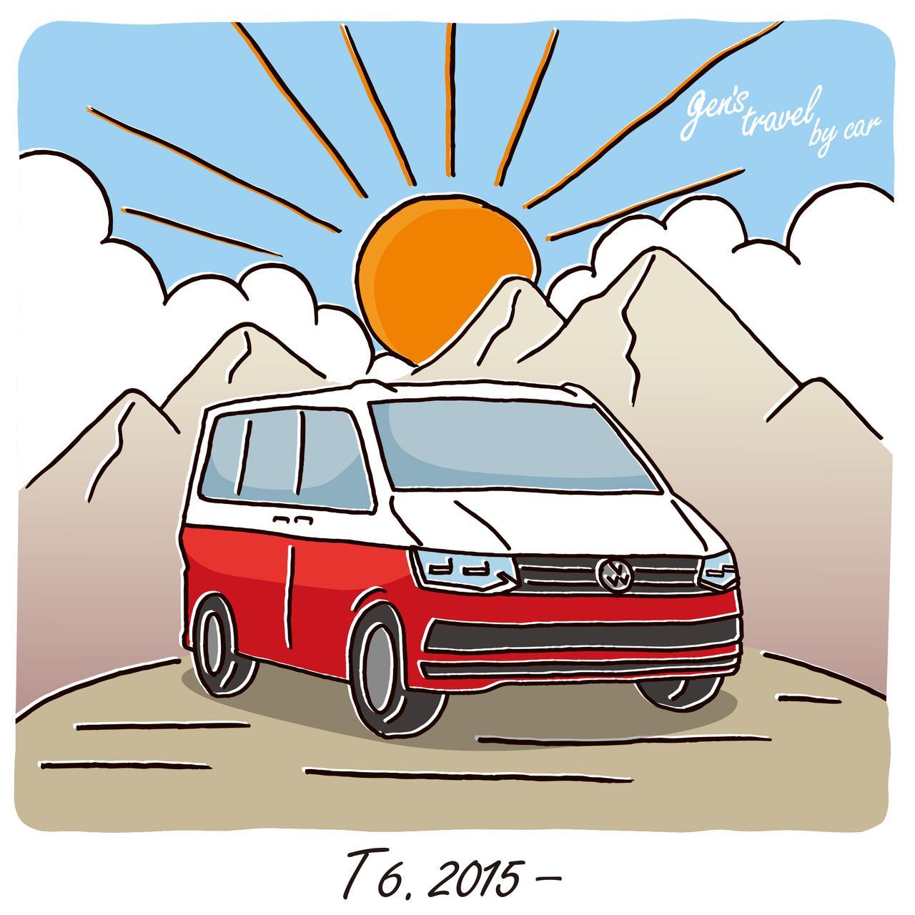 画像: 【gen's travel by car】T6