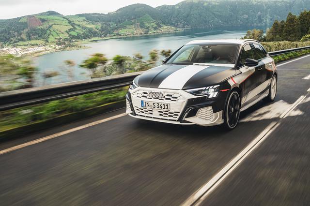 画像5: カムフラージュされた新型「Audi A3 Sportback」の写真公開