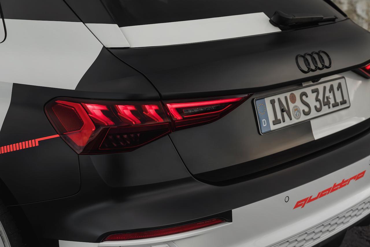 画像7: カムフラージュされた新型「Audi A3 Sportback」の写真公開