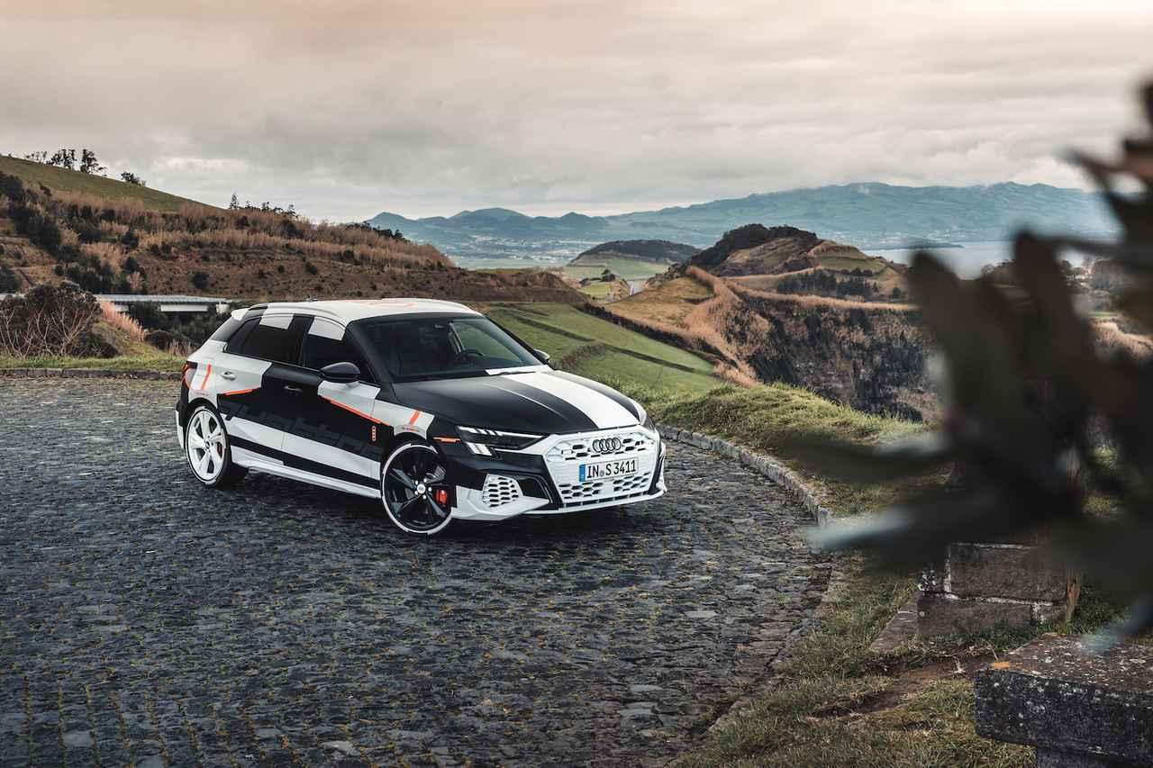 画像9: カムフラージュされた新型「Audi A3 Sportback」の写真公開