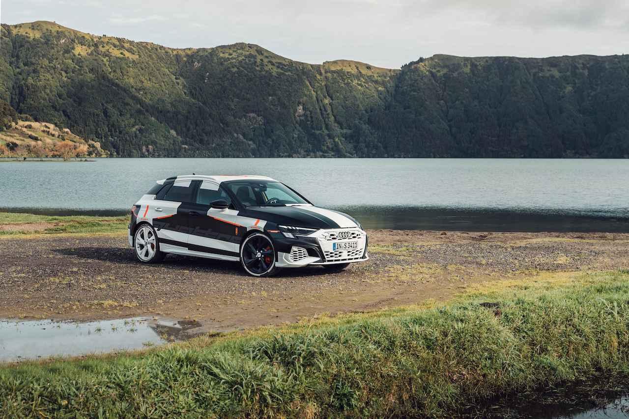 画像13: カムフラージュされた新型「Audi A3 Sportback」の写真公開