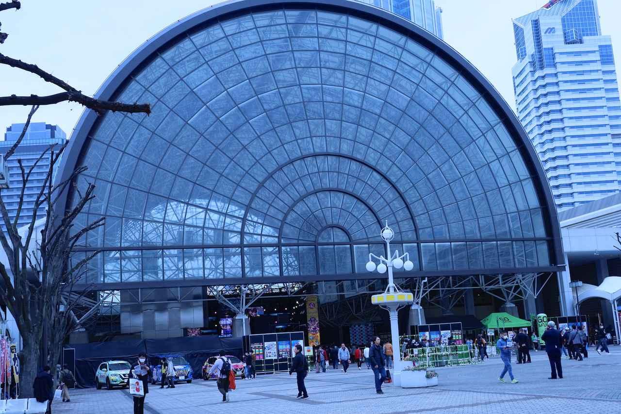 画像1: 「大阪オートメッセ2020」が開幕