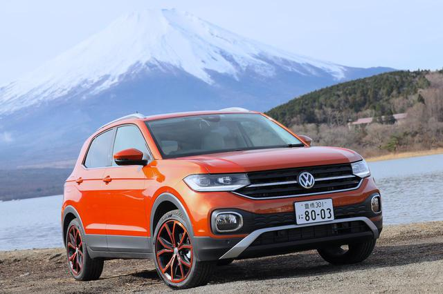 画像: 【ミニ試乗記】T-Cross TSI 1st Plus - 8speed.net VW、Audi、Porscheがもっと楽しくなる自動車情報サイト