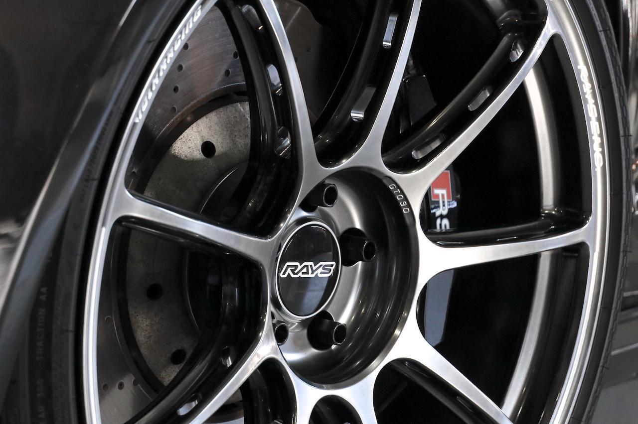 画像4: 【RAYS】ZEROシリーズの最新作「VOLK RACING GT090」を解き明かす