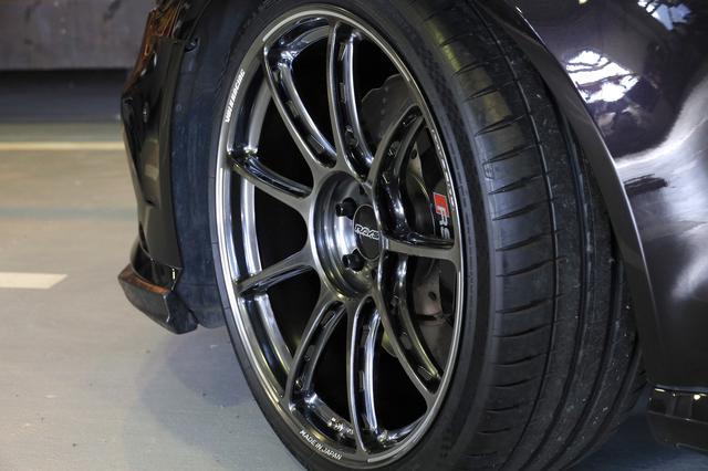 画像3: 【RAYS】ZEROシリーズの最新作「VOLK RACING GT090」を解き明かす