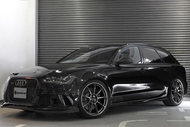 画像: GT090を装着したAudi RS 6 Avant