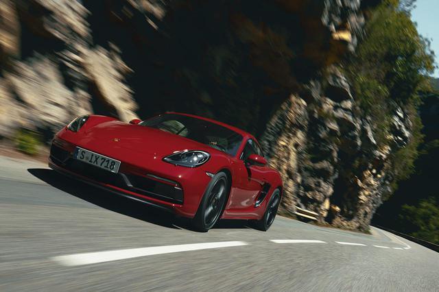 画像: 「718 GTS 4.0」登場 - 8speed.net VW、Audi、Porscheがもっと楽しくなる自動車情報サイト