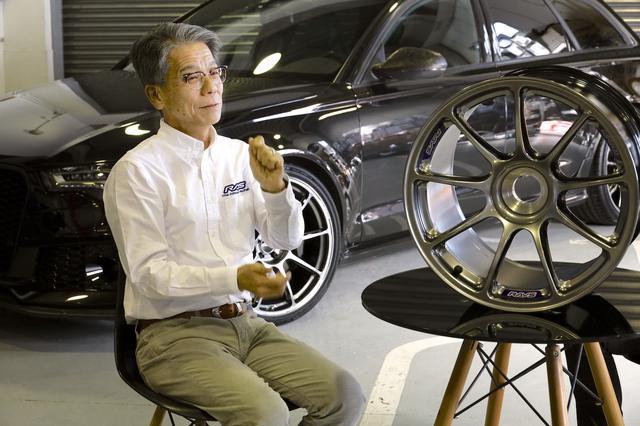 画像1: 【RAYS】ZEROシリーズの最新作「VOLK RACING GT090」を解き明かす