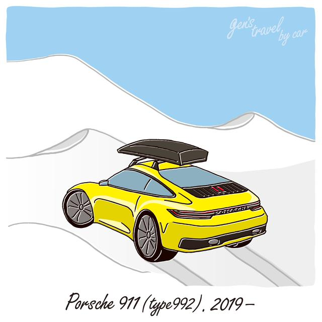 画像: 【gen's travel by car】911