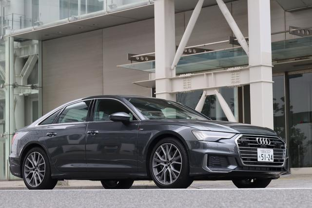 画像1: 【ミニ試乗記】Audi A6 45 TFSI quattro sport