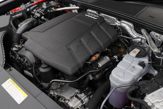 画像2: 【ミニ試乗記】Audi A6 45 TFSI quattro sport