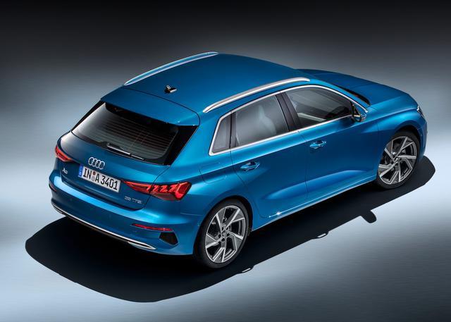 画像3: 新型「Audi A3 Sportback」がワールドプレミア