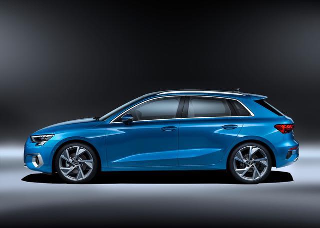 画像2: 新型「Audi A3 Sportback」がワールドプレミア