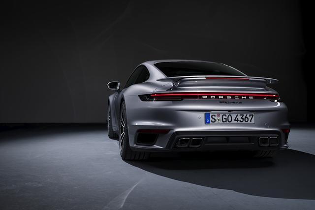 画像4: 新型「911ターボS」を追加