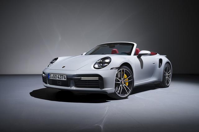 画像3: 新型「911ターボS」を追加
