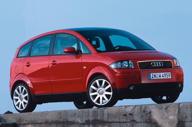画像3: 【A2 Life 2020】覚えてますか、Audi A2 !?