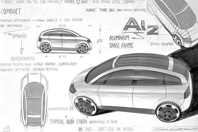 画像2: 【A2 Life 2020】覚えてますか、Audi A2 !?
