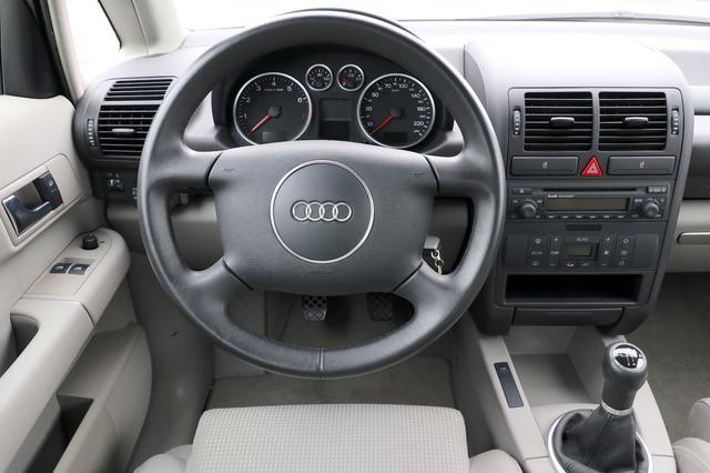 画像5: 【A2 Life 2020】覚えてますか、Audi A2 !?
