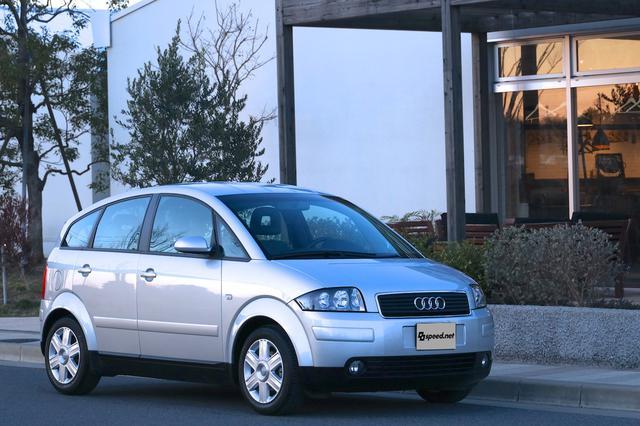画像1: 【A2 Life 2020】覚えてますか、Audi A2 !?