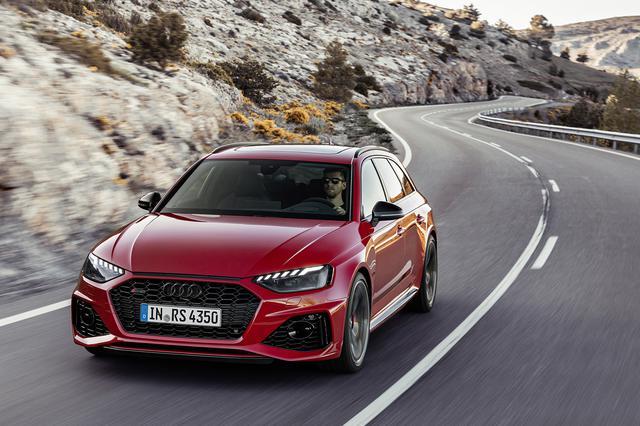 画像: Audi RS 4 Avant