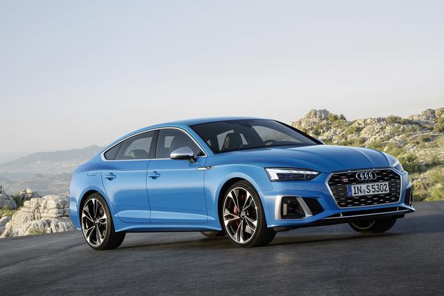 画像: Audi S5 Sportback